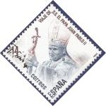 Sellos de Europa - España -  Edifil 2675 Visita de Juan Pablo II a España 14