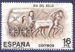 Stamps Spain -  Edifil 2719 Día del sello 1983 16