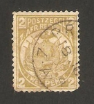 Stamps : Africa : South_Africa :  Escudo de armas