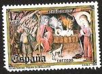 Sellos de Europa - España -  NAVIDAD - LA NATIVIDAD PALMAS DE MALLORCA