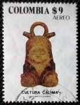 Stamps Colombia -  Cultura Calima