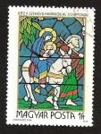 Sellos de Europa - Hungría -  ZOMBORY EVA