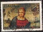 Sellos del Mundo : Europa : Italia : RAFFAELLO