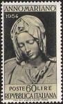 Stamps Italy -  ANNO MARIANO