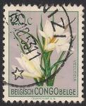 Sellos de Europa - B�lgica -  Flores 1952: Vellozia.