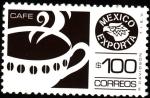 Stamps Mexico -  Mexico exporta