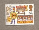 Stamps United Kingdom -  Ferias Reino Unido