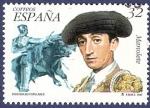 Stamps Europe - Spain -  Edifil 3488 Manolete 32