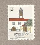 Sellos de Europa - Portugal -  Madeira, Iglesia de Sta. Clara