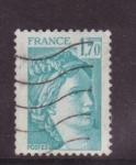 Stamps France -  Sabine de Galdon