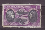 Sellos de Europa - Francia -  correo aéreo