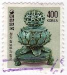 Stamps Asia - South Korea -  Cerámica