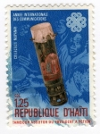 Stamps America - Haiti -  Annee internationale des communications