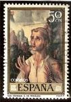 Sellos del Mundo : Europa : España : San Esteban - Luis de Morales