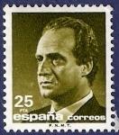 Stamps Spain -  Edifil 3096 Serie básica 2 Juan Carlos I 25