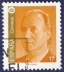 Sellos de Europa - España -  Edifil 3259 Serie básica 3 Juan Carlos I 17