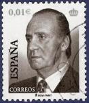 Sellos de Europa - España -  Edifil 3857 Serie básica 4 Juan Carlos I 0,01