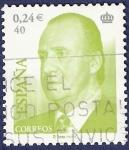 Sellos de Europa - España -  Edifil 3793 Serie básica 4 Juan Carlos I 0,24