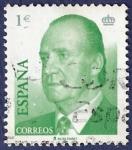 Sellos de Europa - España -  Edifil 3863 Serie básica 4 Juan Carlos I 1