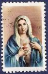 Sellos de Europa - Chile -  Sagrado Corazón de María (no postal)