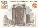 Stamps Spain -  EXPOSICION FILATERICA NACIONAL EXFILNA