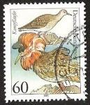 sellos de Europa - Alemania -  DEUTSCHE BUNDESPOST - KAMPFLAUFER