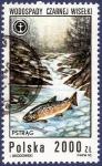 Stamps Poland -  POLONIA Pez 2000