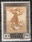 Sellos de Europa - España -  529 Quinta de Goya en EXPO-29 de Sevilla.Volaverunt.