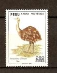 Stamps Peru -  SURI