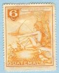 Stamps : America : Guatemala :  Indigena
