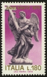 Sellos de Europa - Italia -  ITALIA -  Centro histórico de Roma