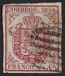 Stamps Spain -  Escudo de España