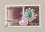 Sellos de Asia - Israel -  Artes y artesanía