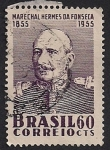 Stamps Brazil -  Centenarios