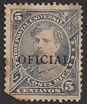 Stamps Costa Rica -  Union Postal Universal