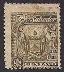 Stamps El Salvador -
