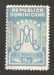Stamps : America : Dominican_Republic :  año mariano