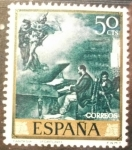 Stamps : Europe : Spain :  Mariano Fortuny Marsal