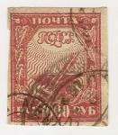Stamps Russia -  Ilustración