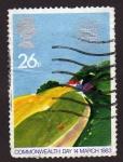 Sellos de Europa - Reino Unido -  Day 14 march 1983