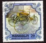 Sellos del Mundo : Asia : China :  Benz 1885