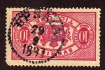 Stamps Sweden -  escudo