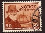 Sellos de Europa - Noruega -  Hvalfaangst  Svend Foyn