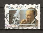 Sellos de Europa - España -  Centenario del nacimiento de Josep Trueta
