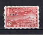 Stamps Europe - Spain -  Edifil  632  III Congreso de la Unión Postal Panamericana.  Con habilitación Oficial.
