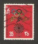 Sellos de Africa - Libia -  olimpiadas de munich 72