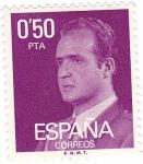 Stamps Spain -  Rey D. Juan Carlos I