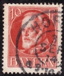 Stamps : Europe : Germany :  Bavaria