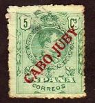 Stamps Spain -  Cabo Juby Protectorado Español