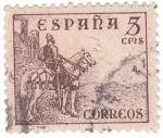 Stamps Spain -  Cid